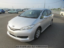Used 2015 TOYOTA WISH BH333423 for Sale for Sale