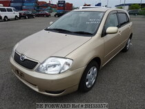 Used 2002 TOYOTA COROLLA RUNX BH333574 for Sale for Sale