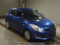 Used 2016 SUZUKI SWIFT BH333426 for Sale for Sale
