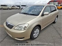 Used 2003 TOYOTA COROLLA RUNX BH333577 for Sale for Sale