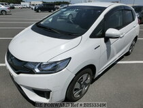Used 2014 HONDA FIT HYBRID BH333496 for Sale for Sale