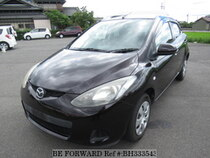 Used 2010 MAZDA DEMIO BH333543 for Sale for Sale