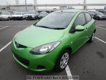Used 2010 MAZDA DEMIO BH333589 for Sale for Sale