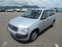Used 2011 TOYOTA PROBOX VAN BH334573 for Sale for Sale