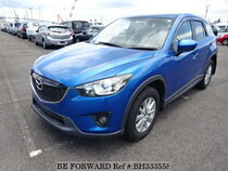 Used 2012 MAZDA CX-5 BH333558 for Sale for Sale