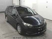 Used 2011 TOYOTA WISH BH335814 for Sale for Sale