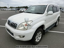 Used 2003 TOYOTA LAND CRUISER PRADO BH335860 for Sale for Sale