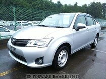 Used 2015 TOYOTA COROLLA AXIO BH337617 for Sale for Sale