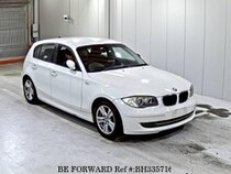 Used 2008 BMW 1 SERIES BH335716 for Sale for Sale