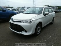 Used 2015 TOYOTA COROLLA FIELDER BH337625 for Sale for Sale
