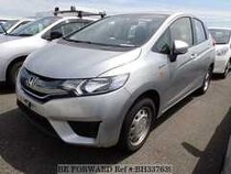 Used 2015 HONDA FIT HYBRID BH337639 for Sale for Sale