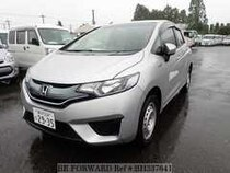 Used 2015 HONDA FIT HYBRID BH337641 for Sale for Sale