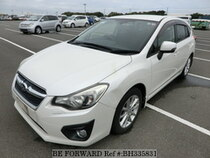 Used 2012 SUBARU IMPREZA SPORTS BH335831 for Sale for Sale