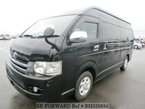Used 2008 TOYOTA HIACE WAGON BH335834 for Sale for Sale