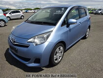 Used 2011 TOYOTA RACTIS BH335652 for Sale for Sale