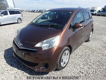 Used 2011 TOYOTA RACTIS BH335786 for Sale for Sale