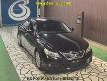 Used 2010 TOYOTA MARK X BH335739 for Sale for Sale