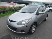 Used 2009 MAZDA DEMIO BH335658 for Sale for Sale