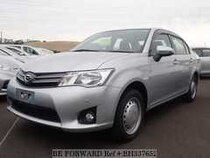 Used 2015 TOYOTA COROLLA AXIO BH337652 for Sale for Sale