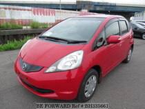 Used 2010 HONDA FIT BH335661 for Sale for Sale