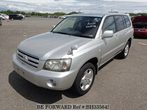 Used 2005 TOYOTA KLUGER BH335645 for Sale for Sale