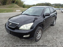 Used 2006 TOYOTA HARRIER BH340229 for Sale for Sale