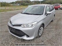 Used 2015 TOYOTA COROLLA FIELDER BH339932 for Sale for Sale