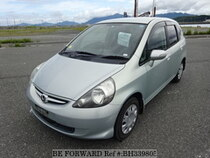 Used 2007 HONDA FIT BH339805 for Sale for Sale