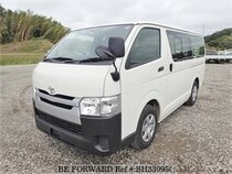 Used 2016 TOYOTA HIACE VAN BH339950 for Sale for Sale