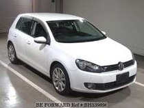 Used 2009 VOLKSWAGEN GOLF BH339896 for Sale for Sale