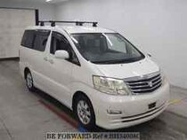 Used 2005 TOYOTA ALPHARD BH340080 for Sale for Sale