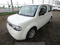Used 2009 NISSAN CUBE BH340083 for Sale for Sale