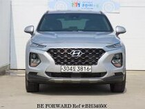 Used 2020 HYUNDAI SANTA FE BH340500 for Sale for Sale