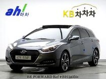 Used 2017 HYUNDAI I40 BH340504 for Sale for Sale