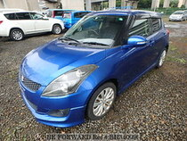 Used 2013 SUZUKI SWIFT BH340090 for Sale for Sale