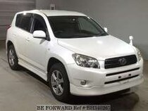 Used 2008 TOYOTA RAV4 BH340267 for Sale for Sale