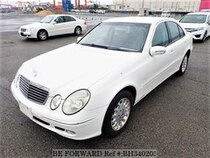 Used 2003 MERCEDES-BENZ E-CLASS BH340203 for Sale for Sale