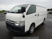 Used 2009 TOYOTA HIACE VAN BH340156 for Sale for Sale