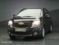 Used 2017 CHEVROLET ORLANDO BH340731 for Sale for Sale