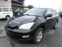 Used 2008 TOYOTA HARRIER BH340877 for Sale for Sale