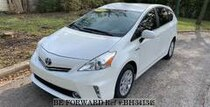 Used 2014 TOYOTA PRIUS BH341349 for Sale for Sale