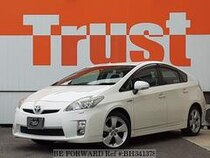 Used 2010 TOYOTA PRIUS BH341378 for Sale for Sale