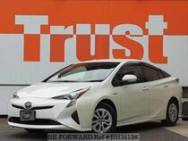 Used 2017 TOYOTA PRIUS BH341380 for Sale for Sale