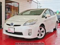 Used 2009 TOYOTA PRIUS BH341382 for Sale for Sale