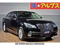 Used 2015 TOYOTA CROWN HYBRID BH341503 for Sale for Sale