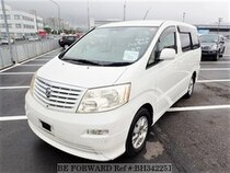 Used 2004 TOYOTA ALPHARD BH342251 for Sale for Sale