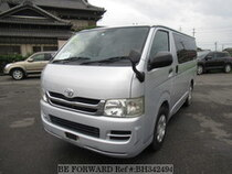 Used 2008 TOYOTA HIACE VAN BH342494 for Sale for Sale