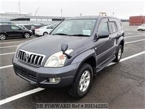 Used 2003 TOYOTA LAND CRUISER PRADO BH342252 for Sale for Sale