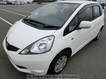 Used 2010 HONDA FIT BH342467 for Sale for Sale