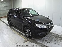 Used 2009 SUBARU FORESTER BH342261 for Sale for Sale